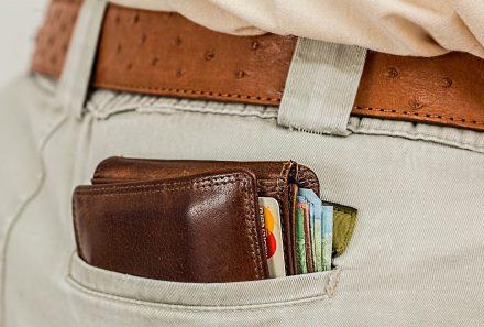 Что делать если украли кошелек